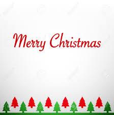 clean simple vector merry greetings card royalty free
