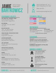 sample resume creative director ultimate resume template for art