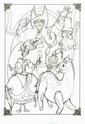 nutcracker coloring pages free coloring pages