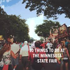 State Fair Map Mn by Minnesota State Fair Mplsgossipgirl