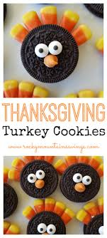 thanksgiving turkey cookies recipe corn thanksgiving