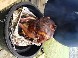 thanksgiving turkey big green egg happy thanksgiving a traditional american feast with islamic bird