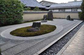 garden japanese rock karesansui of gardens home prudent
