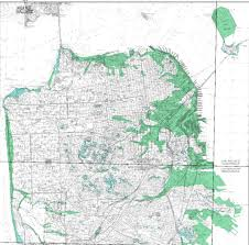 Map Of Greater San Francisco Area by Ask Us A Map Of Bedrock Vs Landfill U2013 Thefrontsteps San