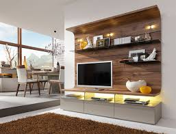 contemporary felino wall storage system opt led choice of colour
