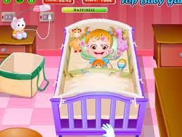 Baby Hazel Room Games - baby hazel bed time fun baby games com
