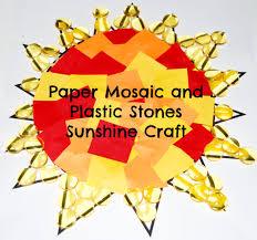 simple no glue mixed media sunshine crafts for kids wikki stix