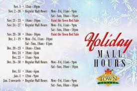 eastwood mall hours the best 2017