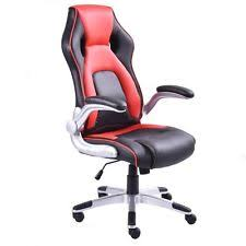 Bucket Seat Desk Chair Executive Racing Style Bucket Office Desk Chair Task Swivel