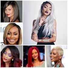 2016 trendy hair color ideas for black women 2017 haircuts