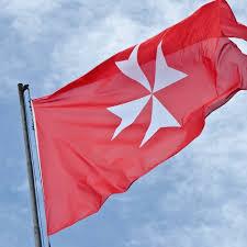 Maltese Flag Meaning Ordine Di Malta Home Facebook