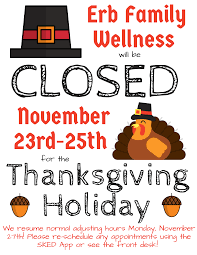 thanksgiving office closure