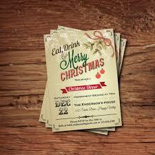 30 best christmas invitations images on pinterest christmas