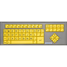 large key keyboards for android large print keyboards low vision keyboards