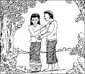 ปัณณิกชาดก เรื่อง พ่อลองใจลูกสาว - นิทานชาดก - ธรรมะไทย