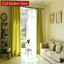 Green And Brown Curtains Green Living Room Curtains Home Decor Blackout Curtains For Living