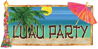 luau decorations hawaiian luau party clipart 70