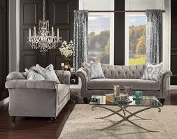 gray chesterfield sofa gray chesterfield sofa gray velvet sofa shop factory direct