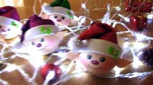 Character Christmas Ornaments Diy Christmas Crafts Elf Christmas Ornaments Innova Crafts