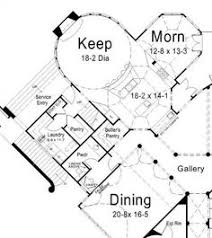 Small Castle House Plans Balmoral House Plan 6048 Blueprints Dream Homes Pinterest