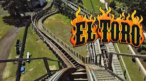 List Of Roller Coasters At Six Flags Great Adventure El Toro Hd Front Seat On Ride Pov U0026 Review Intamin Prefab Coaster