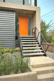 front door ergonomic orange front door for house ideas orange
