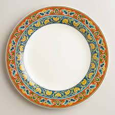 dinner plates porto dinner plates set of 4 world market royal