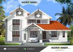 4 Bedrm 3198 Sq Ft Http Www Homeinner Com Colonial Villa Designs Exterior Photos