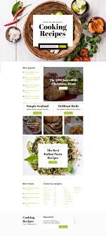 site cuisine facile cuisine website template cooking recipe recipes custom website site