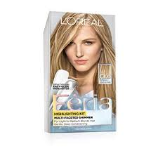 the best shoo for hair with highlight l oréal féria multi faceted hair highlights permanent hair color