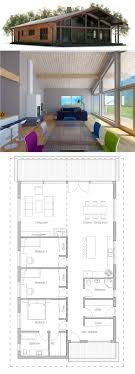narrow cottage plans baby nursery lakefront cottage plans the best lake house plans