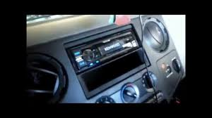 2008 2011 ford super duty radio removal and install youtube