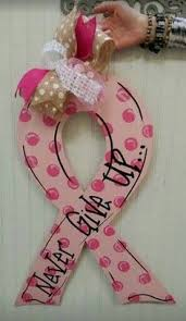 breast cancer ornament ornament pink ribbon cancer
