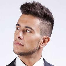 coupe cheveux homme court coiffure dégradé pour homme