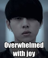 Overwhelmed Memes - my true emotions gif overwhelmed with joy discover share gifs