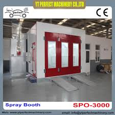 spray paint booth spo 3000 industrial paint booth down draft paint booths spray
