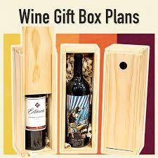 wine gift boxes wine box plans make something