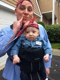 dr evil and mini me halloween costumes for bald babies