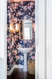 Powder Room Hand Towels Powder Bath The Reveal Hi Sugarplum