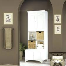 Bathroom Floor Storage Cabinet White Bathroom Floor Storage Cabinet Ramanations