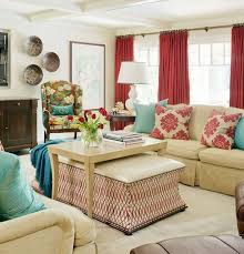 INSPIRING COLORS HOW TO DECORATE THE HOUSE WITH WHITE AND RED
