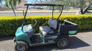 2012 club car carryall turf 232 industrial gas utility golf cart