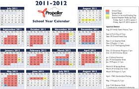 calendar and schedule