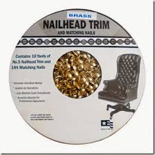 Dritz Home Decorative Nailhead Trim Jackie Blue Home Upholstery Nail Heads The Ultimate Source Guide