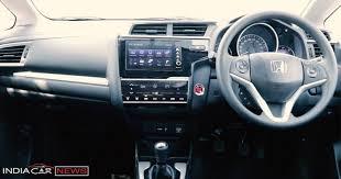 Honda Brio Smt Interior Honda Wrv Price In India Post Gst Specs Mileage Interior