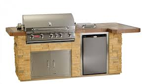 Bull Outdoor Grill Bull Bbq In Stucco Outdoor Bbq Kitchen Island Bull Rock Solid