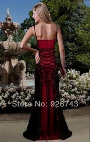 Red And Black Wedding Simple Red And Black Wedding Dresses Naf Dresses