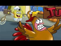 spongebob squarepants thanksgiving spongebob