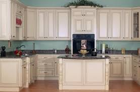 Refinished Kitchen Cabinets Bar Cabinet - Kitchen cabinets refinished