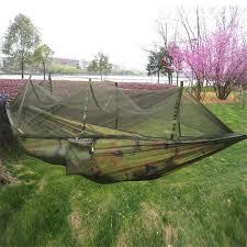 mosquito net hammock parachute cloth double moski net
